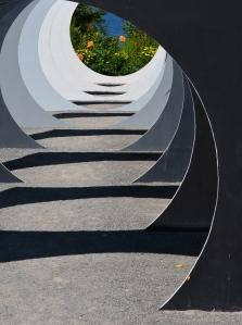 Panel sculpture