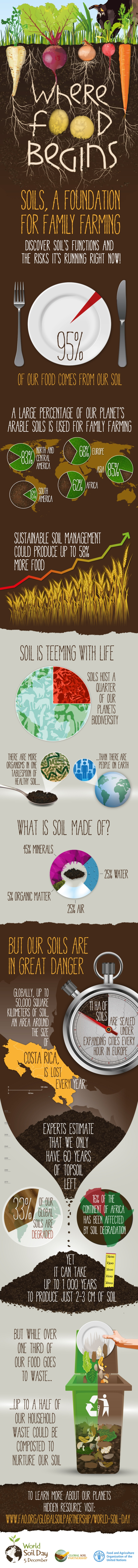 Global Soil Partnership infographic