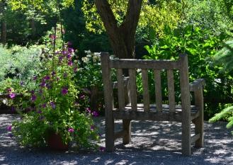 Portrait of a healthy garden