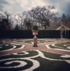 Parterre at Wisley