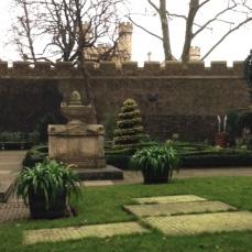 Captain Bligh burial