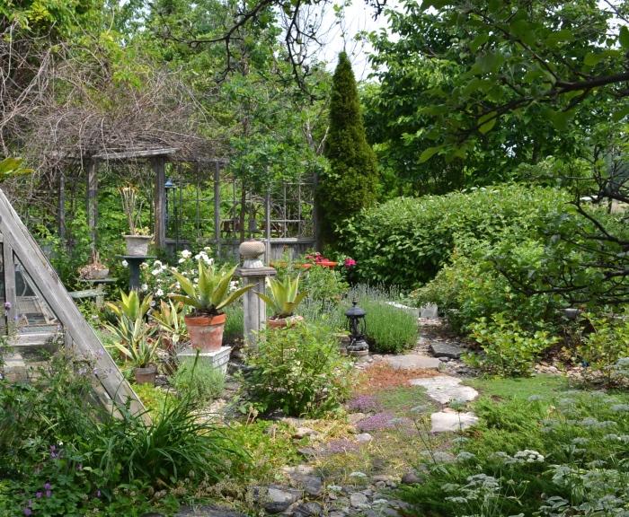 Garden walls 1