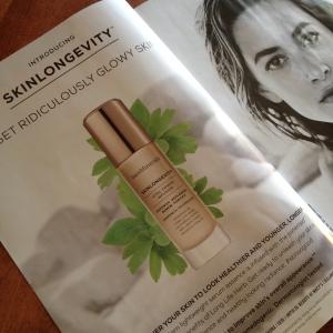 Skincare ad