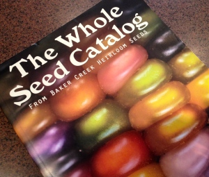 Cover of The Whole Seed Catalog