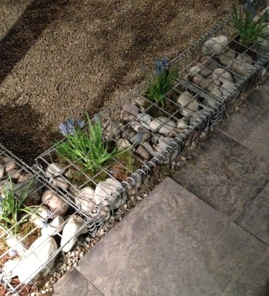 Jacob's Gardenscape gabions 2