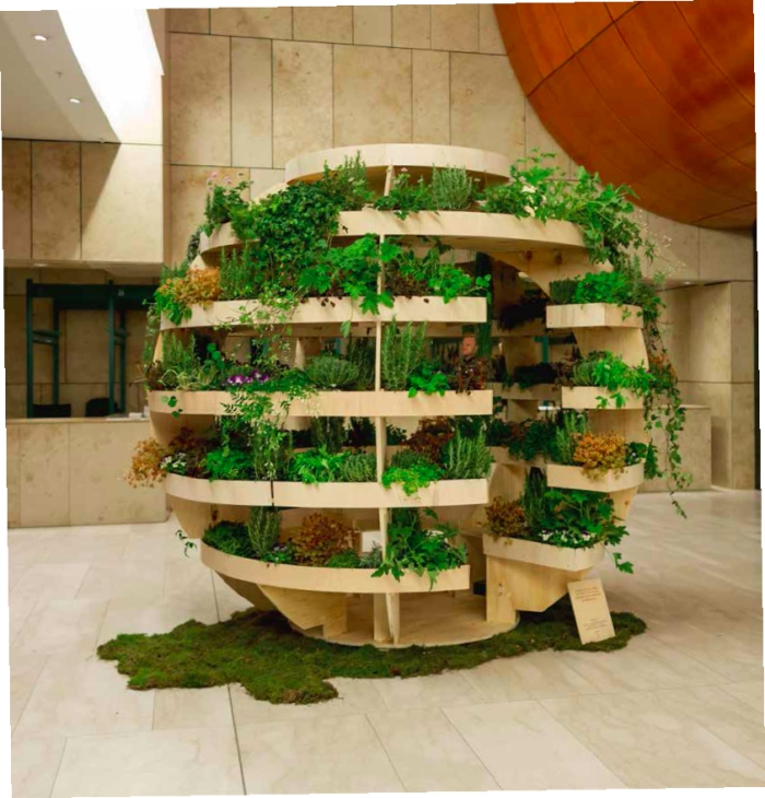 The Growroom by SPACE10 and architects Mads-Ulrik Husum and Sine Lindholm